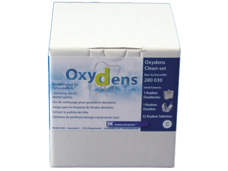 Oxydens Cleaning Set afbeelding #1