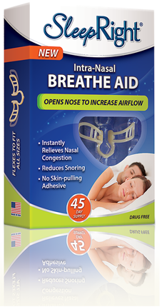 Sleepright Nasal Breathe Aid afbeelding #0